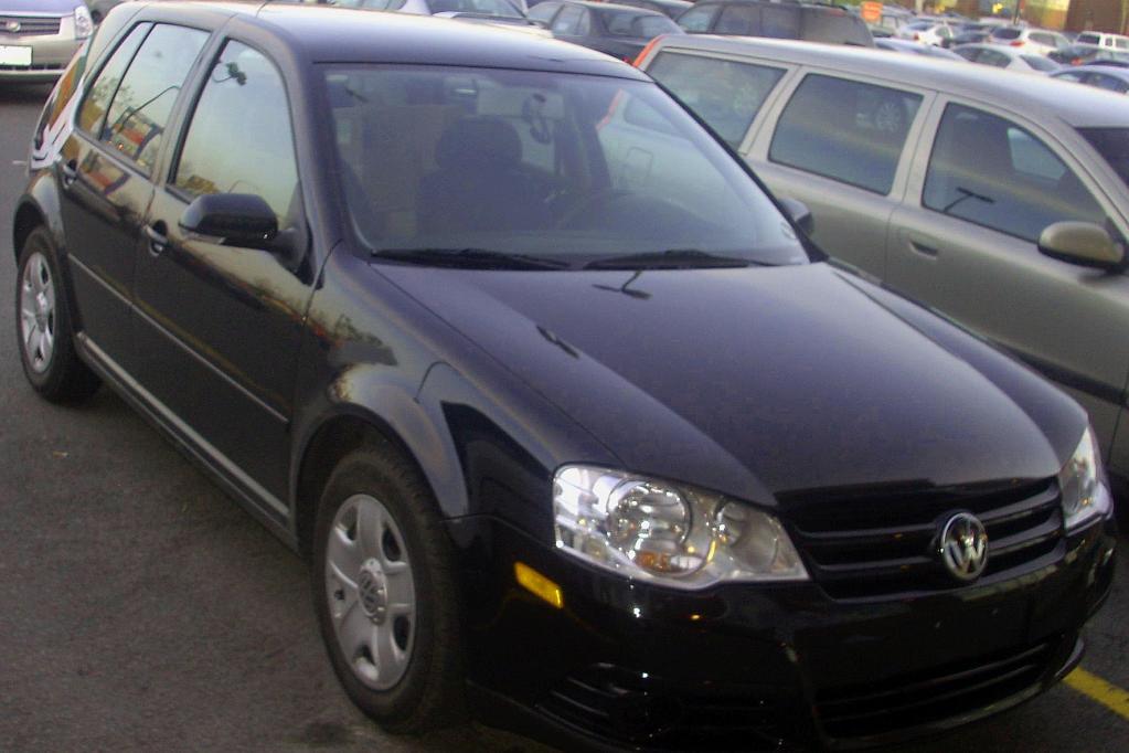 Der in Kanada als Einstiegsmodell in die automobile VW-Welt verkaufte