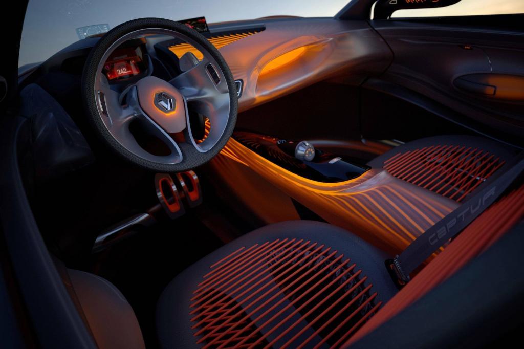 Design der Zukunft: Renault Captur