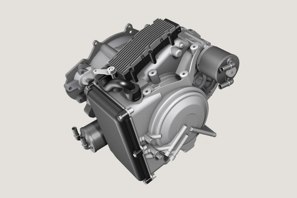 Die in Detroit vorgestellt Neungang-Automatik wird in dem neuen US-amerikanischen Produktionswerk Greenville gebaut.