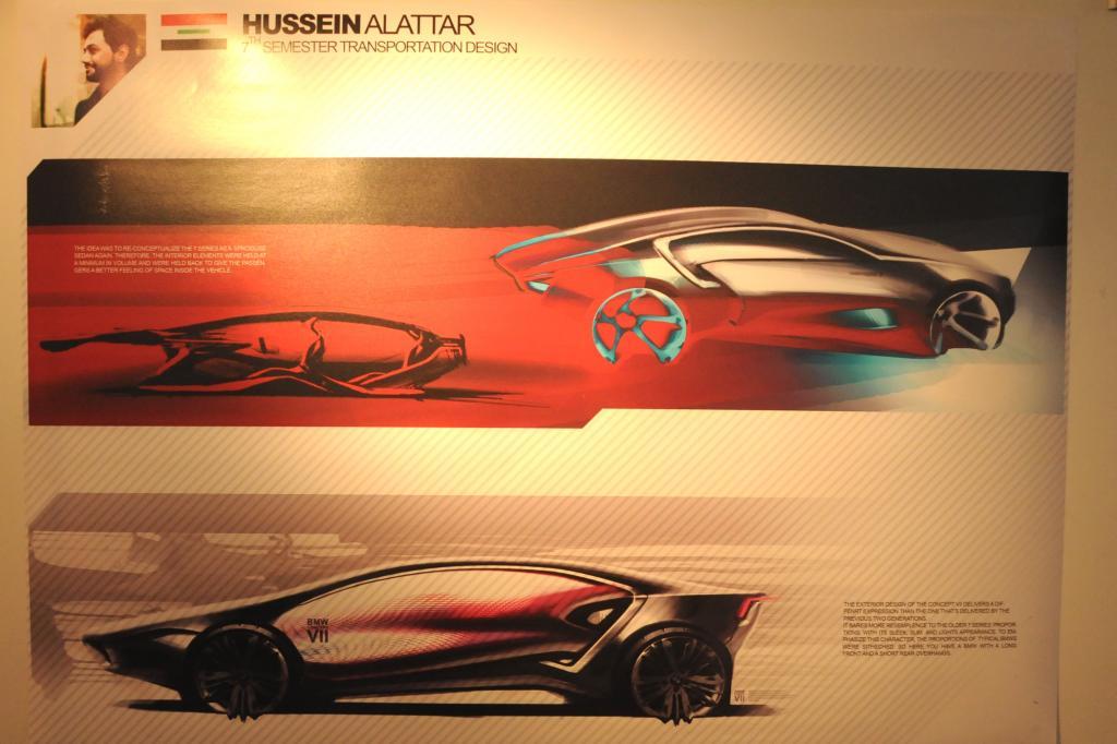 Dieses Exterieur schwebt Alattar für den BMW 7er vor