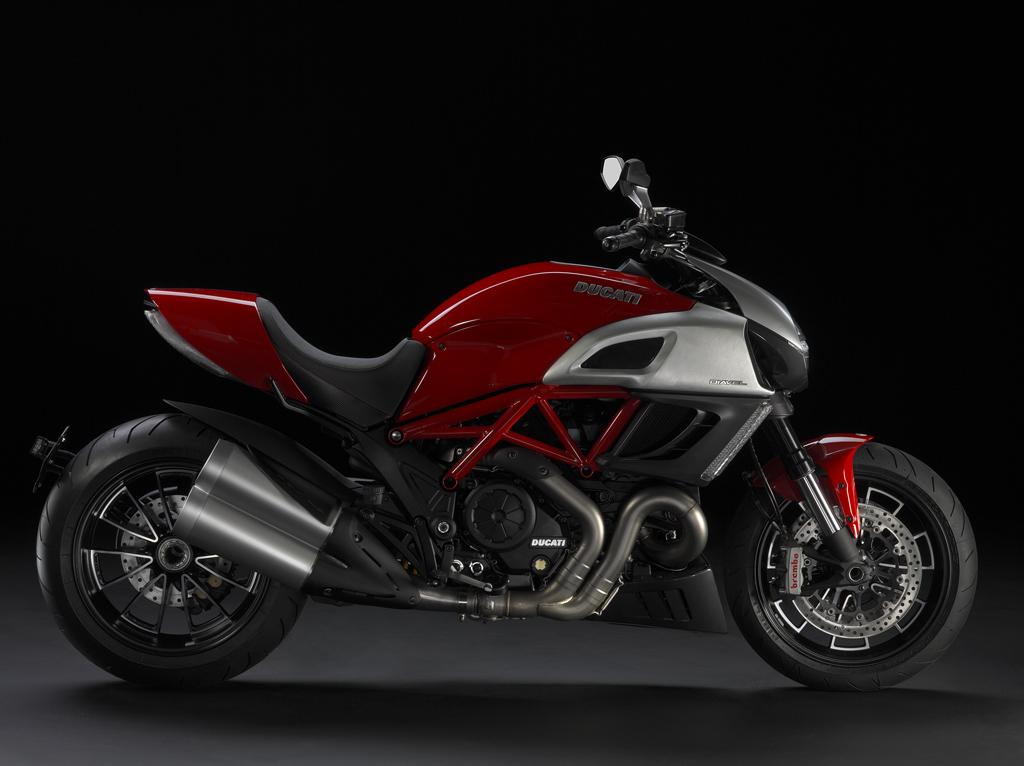 Ducati Diavel: Teuflisches Fahrvergnügen