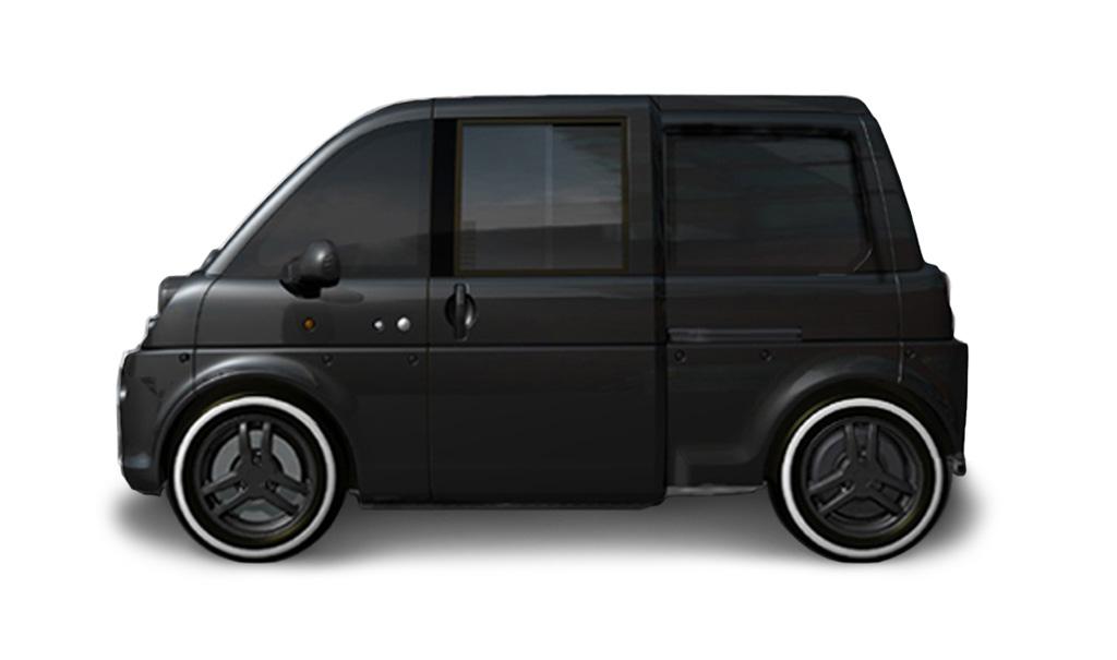 Elektroauto: ''Mia'' kommt zur Essener Messe ''E-world''