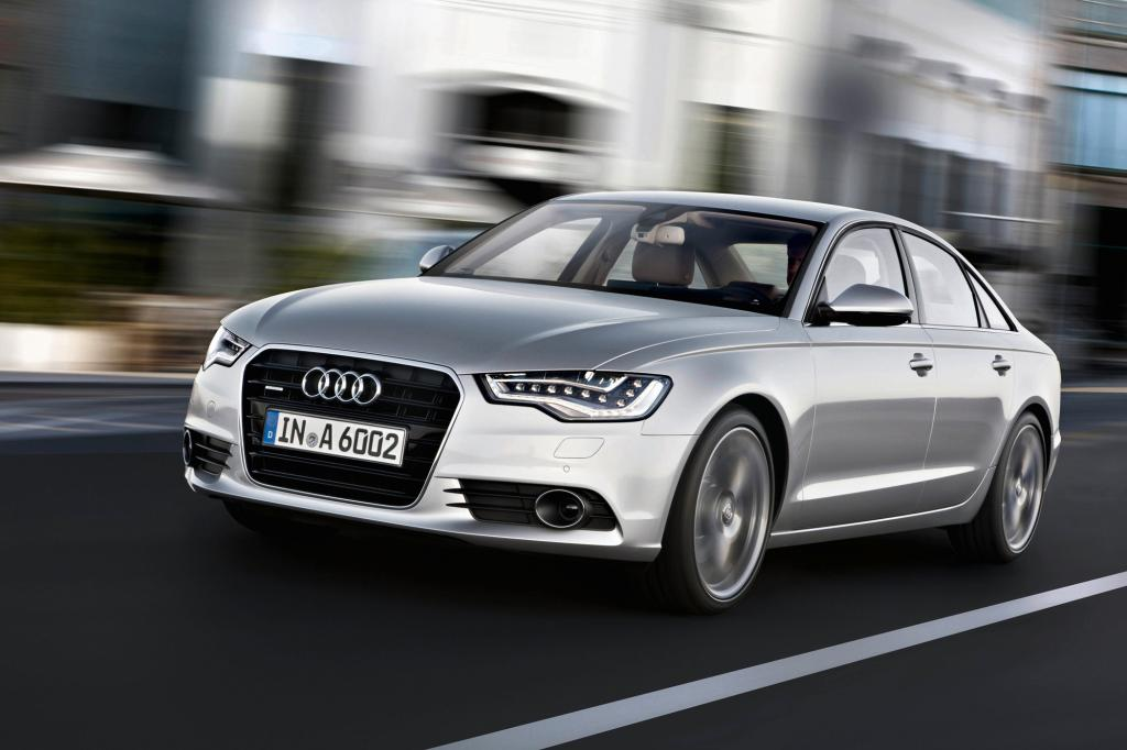 Endlich abnehmen, Audi macht eine Diät