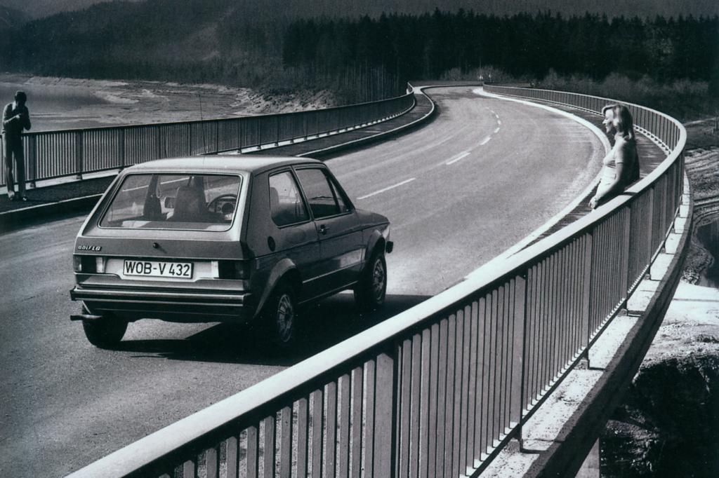 Entspannt ging es noch in den 70er Jahren über die Straßen