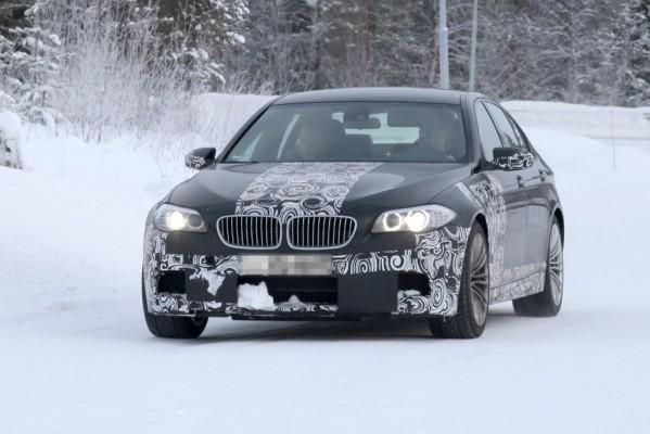 Erwischt: BMW M5 – Fortsetzung einer Erfolgsgeschichte
