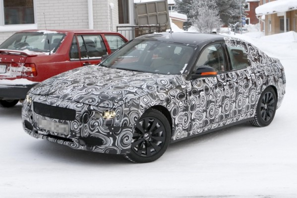 Erwischt: Erlkönig BMW 3er – Klassisch neu