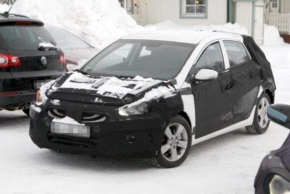 Erwischt: Erlkönig Hyundai i30 – Neuer Angriff in der Kompaktklasse