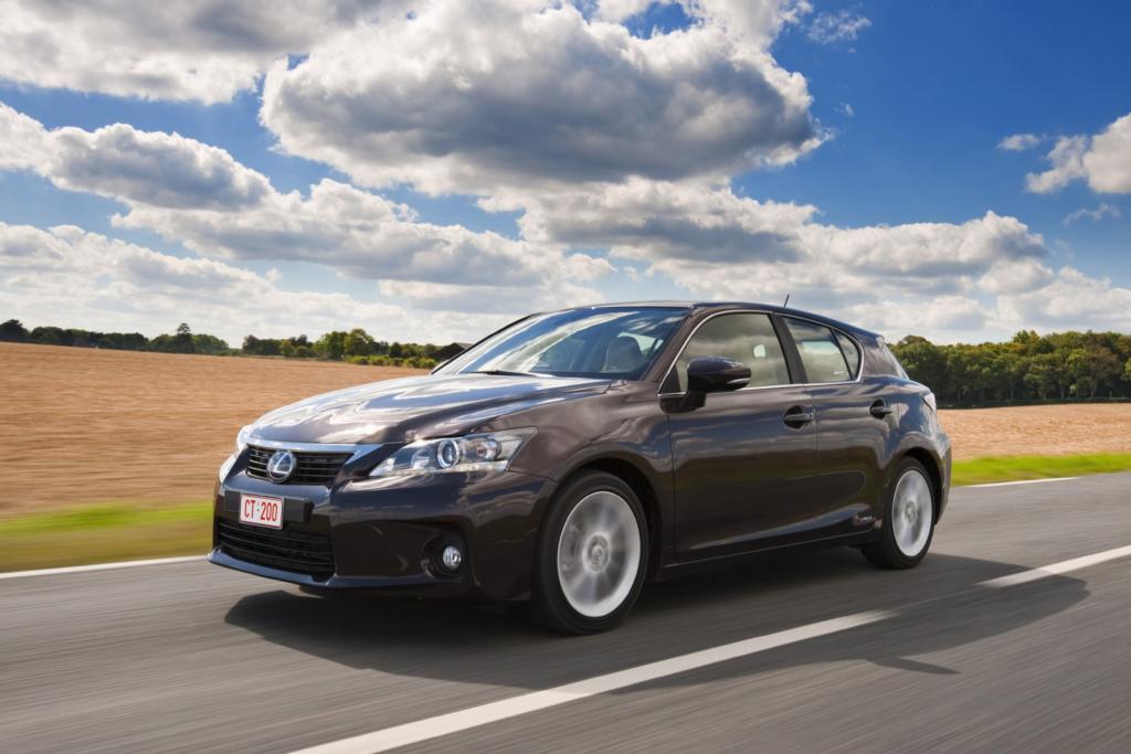 Fahrbericht: Lexus CT200h - Der Hoffnungsträger