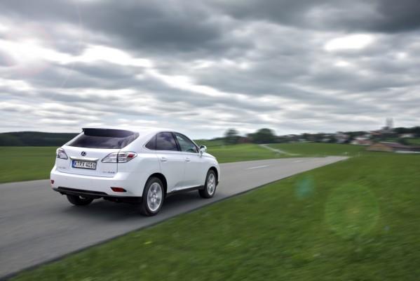 Fahrbericht Lexus RX 450h: Viel Spar- und Spaßpotential