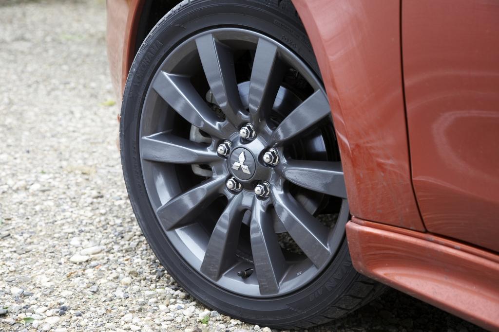 Fahrbericht Mitsubishi Lancer Ralliart: Ein bisschen Krawall