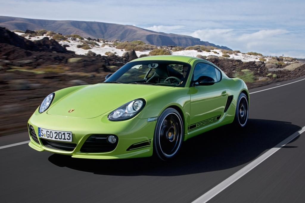 Fahrbericht: Porsche Cayman R - Purismus aus Zuffenhausen