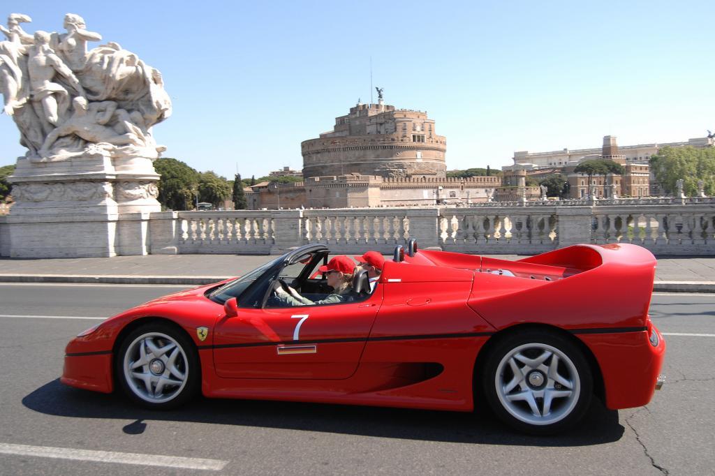Ferrari F50, 1995