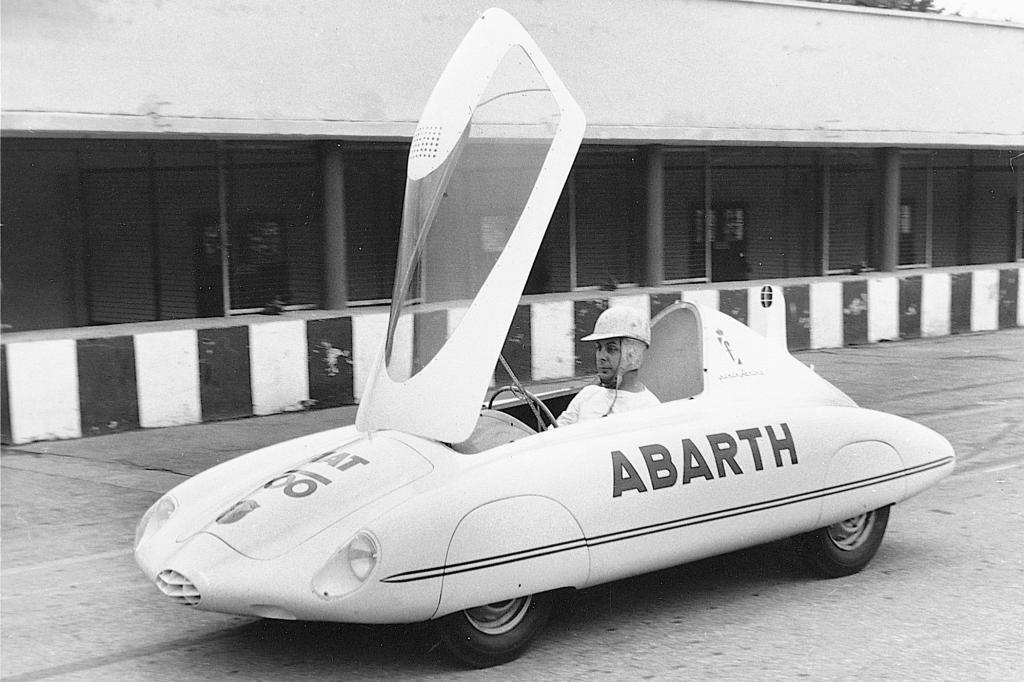 Fiat 500 Abarth Rekordwagen, 1957