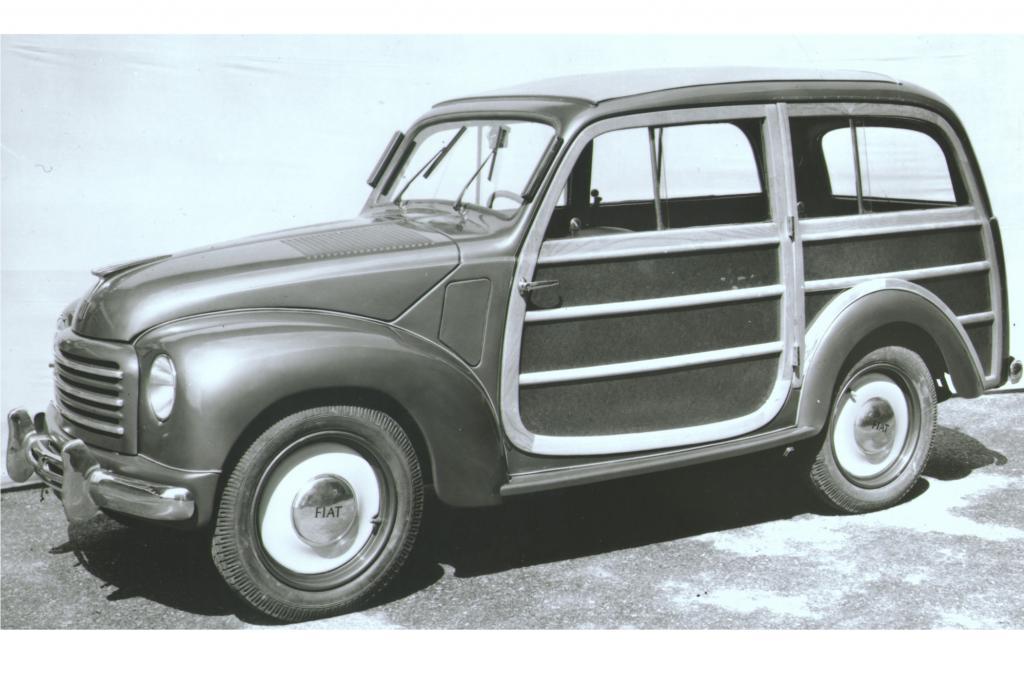 Fiat 500 C Giardiniera 1949 bis 1955
