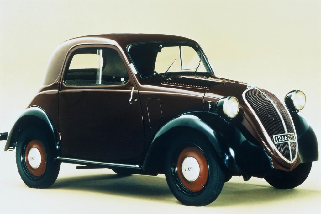 Fiat 500 Topolino 1936 bis 1948