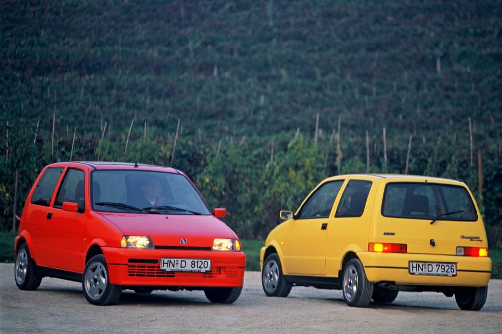 Fiat Cinquecento Sporting ab1994