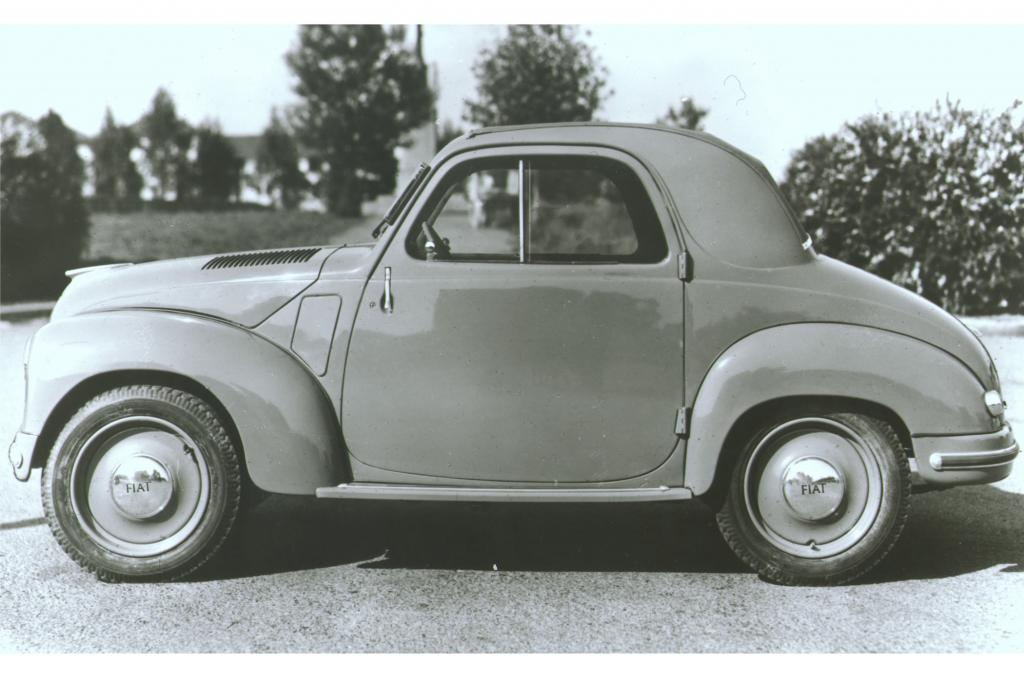 Fiat Topolino 1949 bis 1955