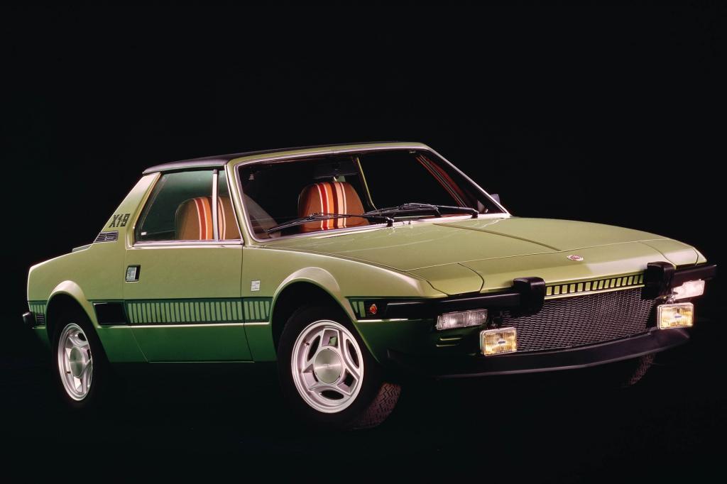 Fiat X19, 1978