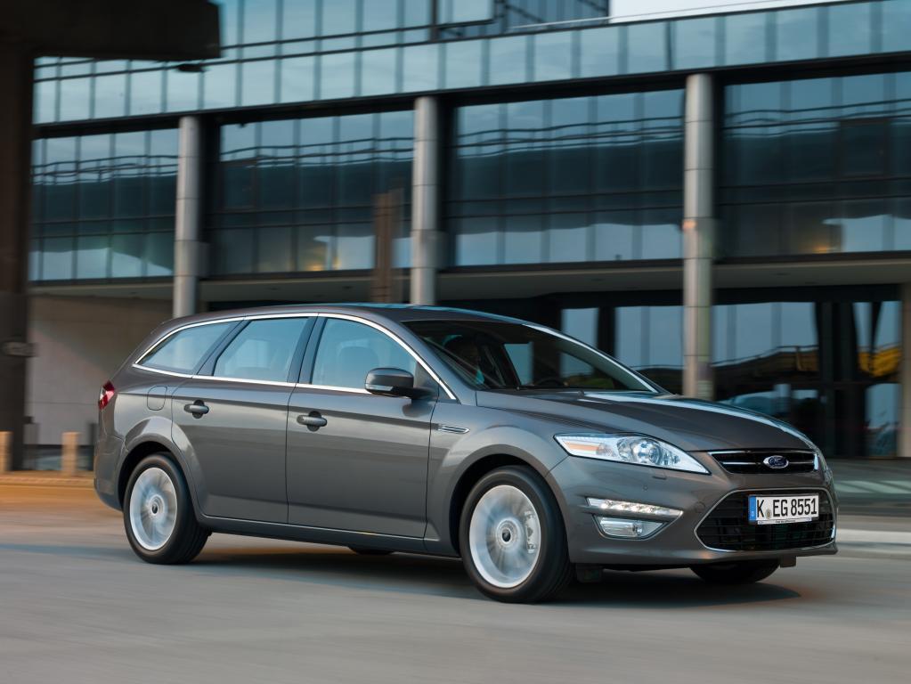 Ford macht Full-Service-Angebote für Gewerbekunden