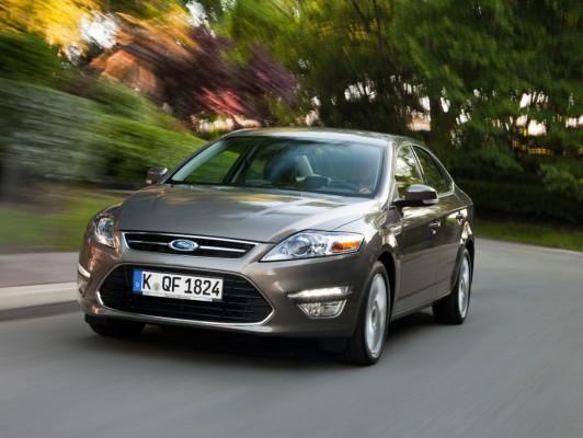 Ford senkt Verbräuche von Mondeo, S-Max und Galaxy