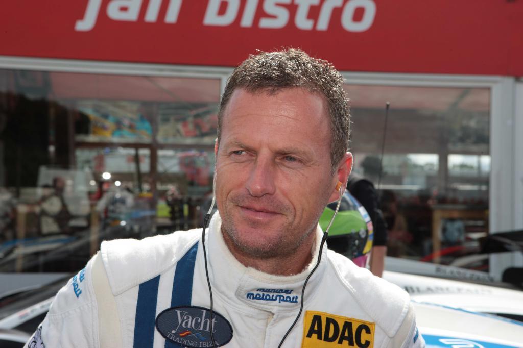 Frank Schmickler ist dienstältester ADAC GT Masters-Pilot
