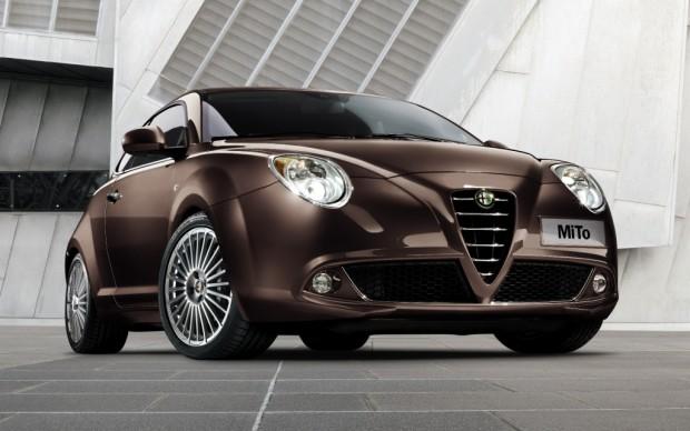 Genf 2011: Alfa Romeo Mito mit einigen Neuerungen