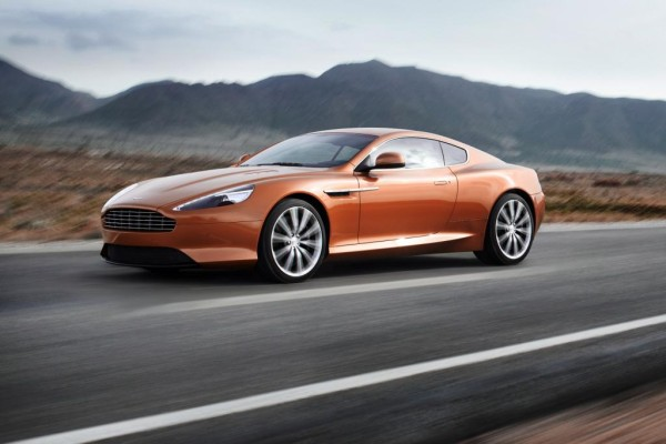 Genf 2011: Aston Martin Virage - Purer Luxussportler