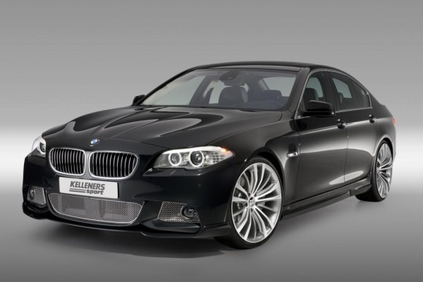 Genf 2011: BMW-Tuning - Doppelte Packung