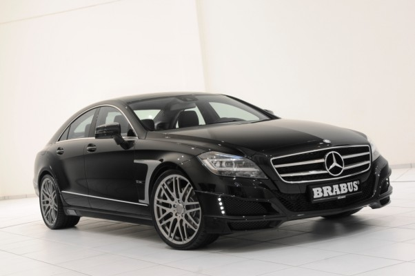 Genf 2011: Brabus zeigt Weltpremiere seines CLS Coupe Tunings
