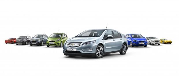 Genf 2011: Chevrolet  mit drei Premieren