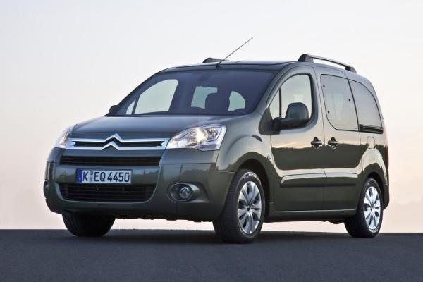 Genf 2011: Citroen Berlingo - Kompaktvan jetzt mit Start-Stopp-System