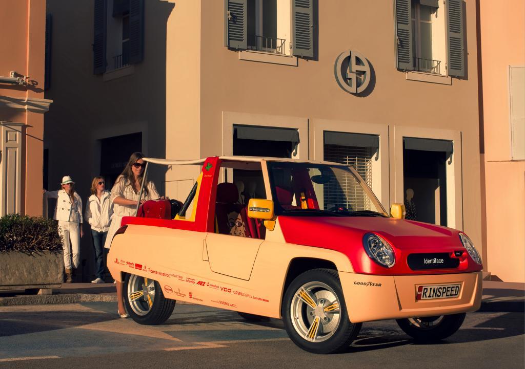 Genf 2011: Eberspächer liefert Heizsystem für Rinspeed Bamboo