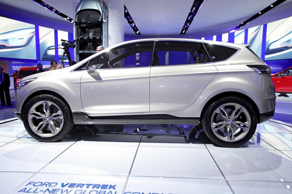 Genf 2011: Ford Ranger Wildtrak erlebt sein Weltdebut