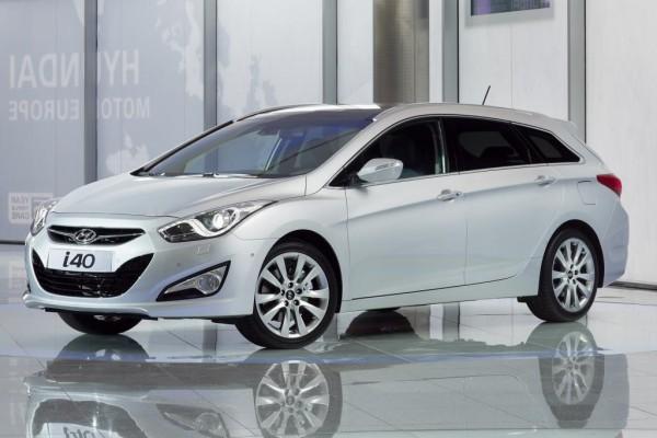 Genf 2011: Hyundai i40 - Neustart in der Mittelklasse