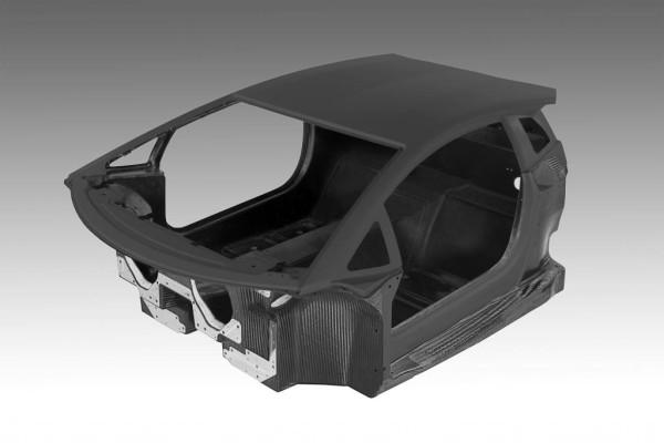 Genf 2011: Lamborghini präsentiert Kohlefaser-Monocoque