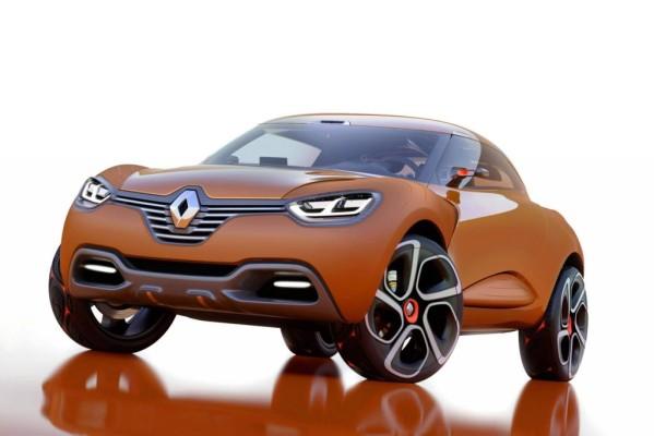 Genf 2011: Renault Captur - Design der Zukunft