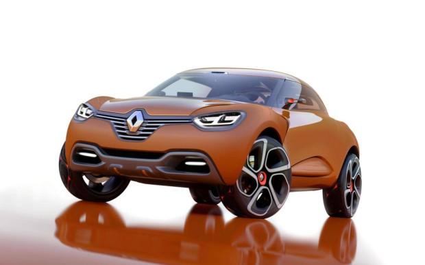 Genf 2011: Renault zeigt zwei Studien und ein Elektroauto