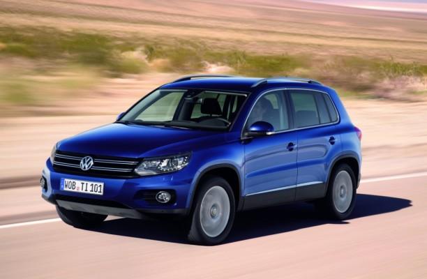 Genf 2011: Volkswagen präsentiert den neuen Tiguan