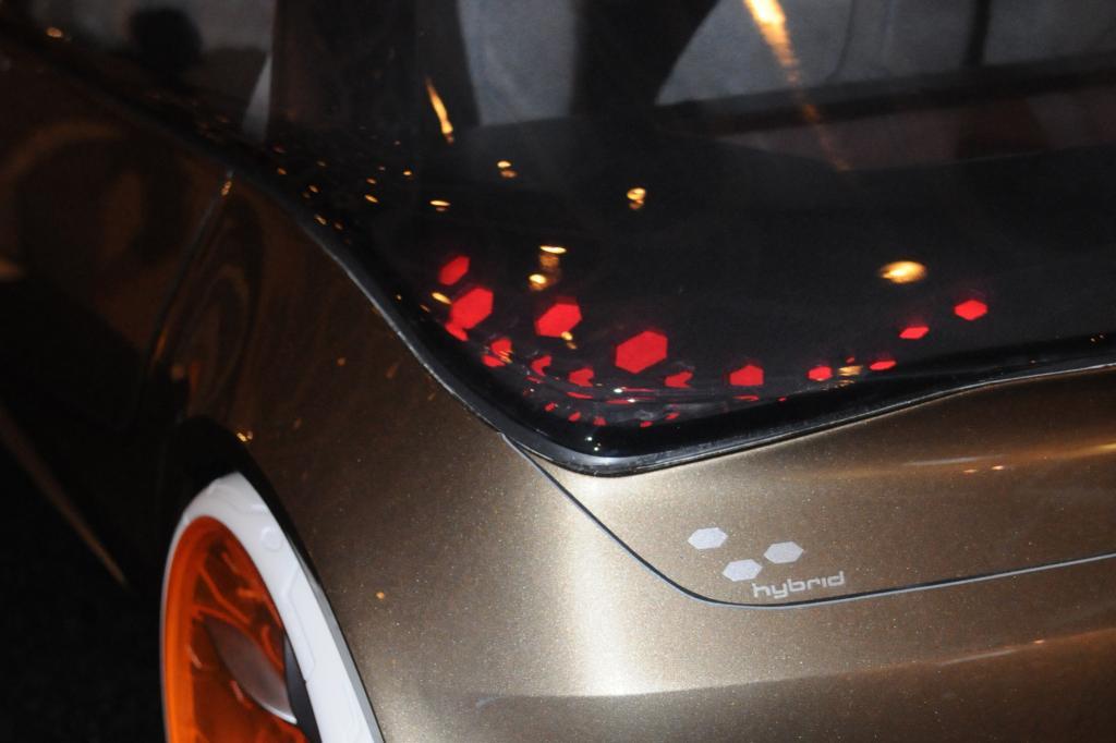Grafs Audi-Studie ist als Hybrid konzipiert