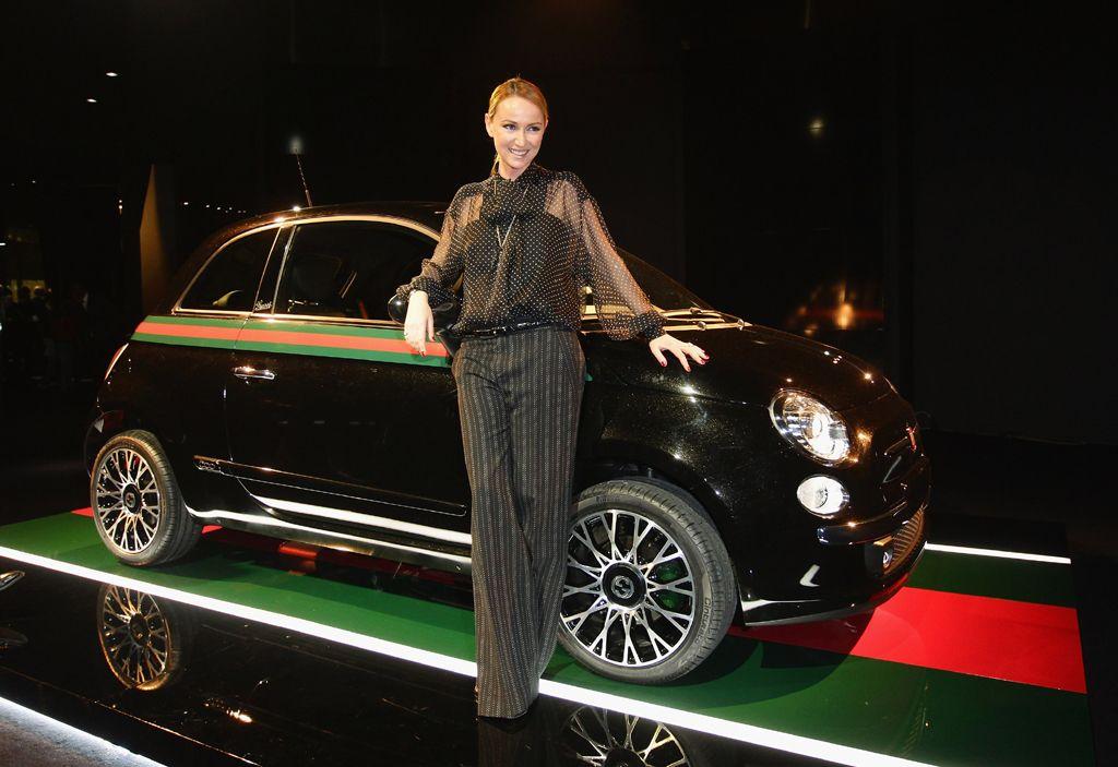 Gucci Kreativdirektorin Frida Giannini hat das Design entworfen