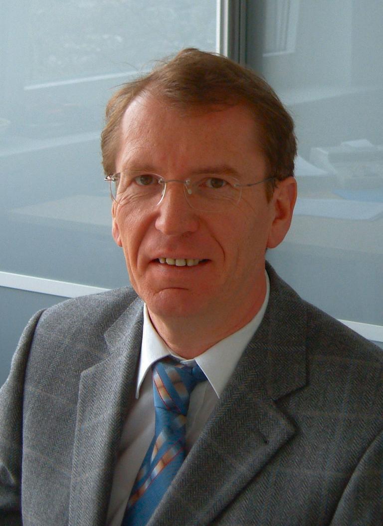 Heinz Werner Breuer.