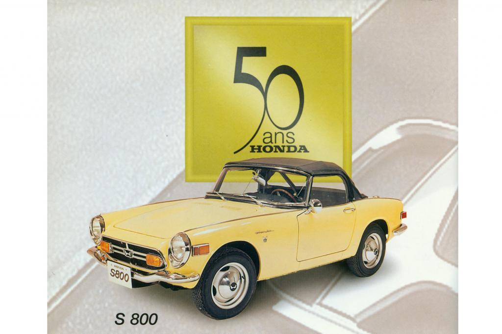 Honda S800, 1966