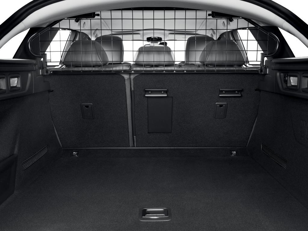 Hundeschutzgitter für den Peugeot 508 SW.