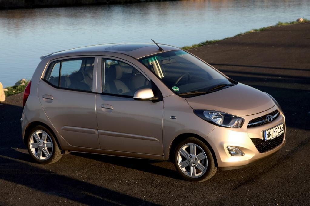 Hyundai i10 - Aufgefrischter Frauenliebling (Fahrbericht)