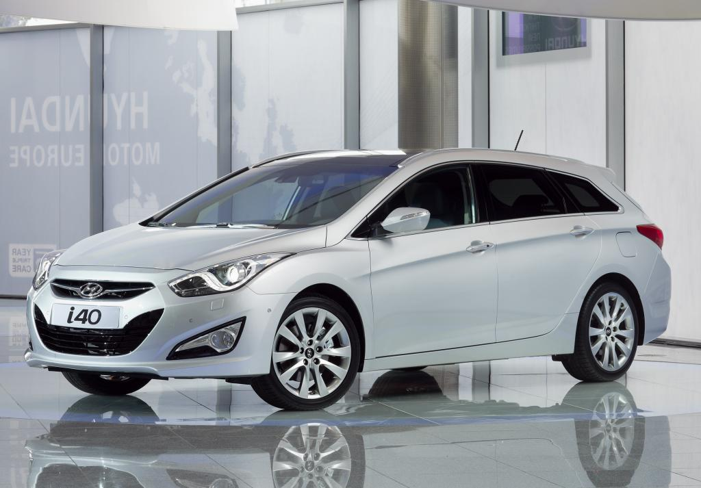 Hyundai i40 Kombi.