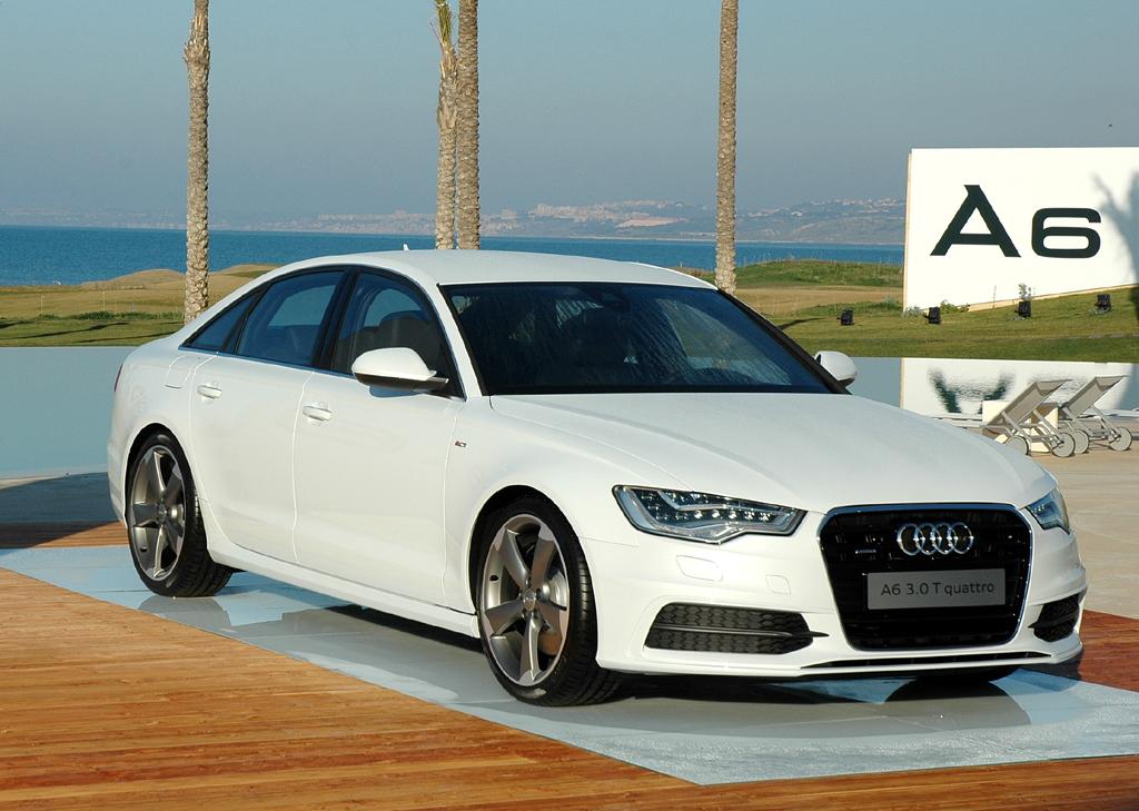 Im neuen A6 ist das serienmäßige Fahrdynamiksystem inzwischen um ein Effizienzprogramm erweitert, das die Arbeitsweise von Motor und Automatikgetriebe beeinflusst.
