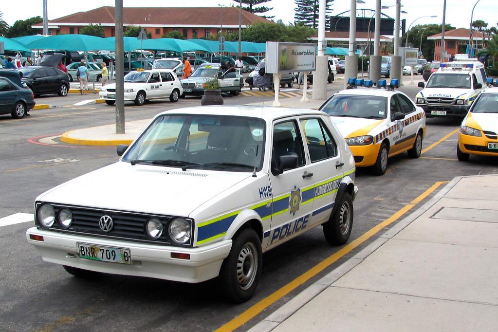 In Südafrika erfreut sich der VW