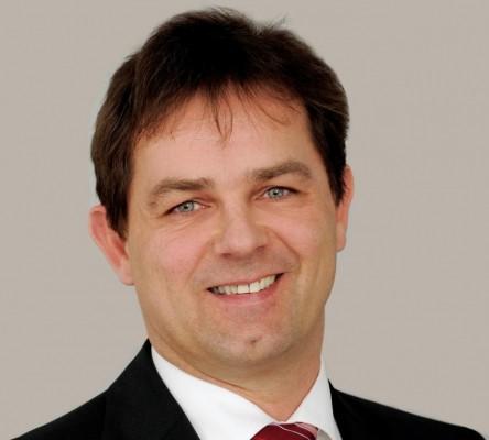 Jürgen Holeksa ist ZF-Personalvorstand