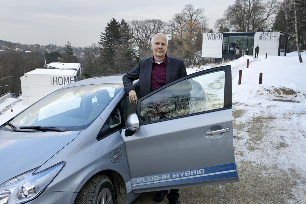 Je teurer das Öl, desto elektrischer das Auto, meint der Zukunftsforscher Matthias Horx