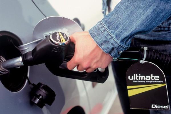 Kraftstoffpreise - Diesel wird teurer